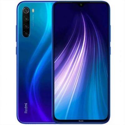 Celular 4g xiaomi redmi note 8 64gb rom 4gb azul